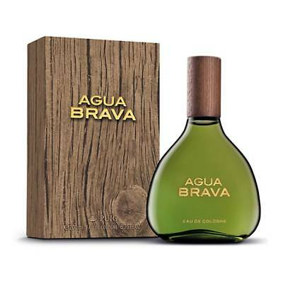 Agua Brava by Antonio Puig Eau de Cologne 6.75 Oz Spray For Men