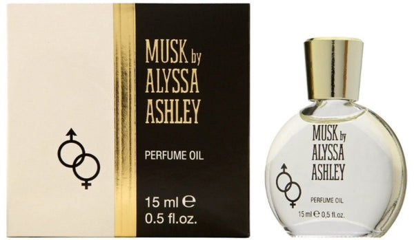 Alyssa Ashley Musk Perfume Oil 0.5 oz