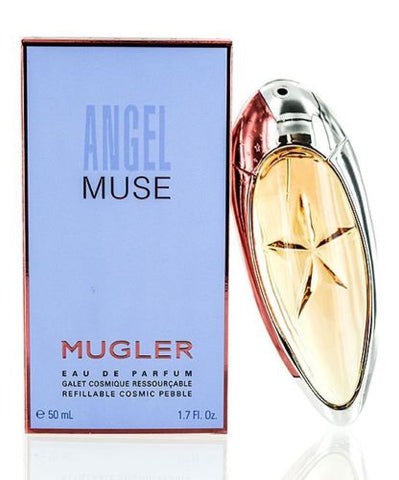Angel Muse by Mugler for Women Refillable Eau de Parfum Spray 1.7 oz