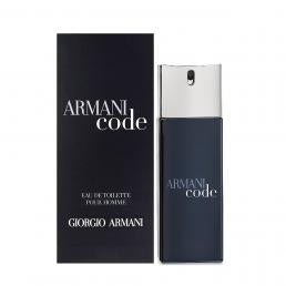 Armani Code Cologne for Men Eau De Toilette Spray 0.5 Oz