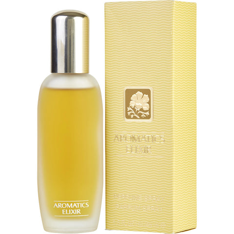CLINIQUE AROMATICS ELIXIR PERFUME FOR WOMEN EAU DE PARFUM SPRAY 1.5 Oz