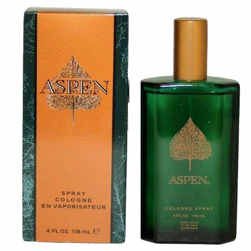 Aspen Cologne by Coty for Men