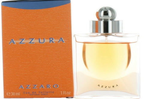 Azzura by Azzaro Eau de Toilette 1.0 Oz Spray For Women