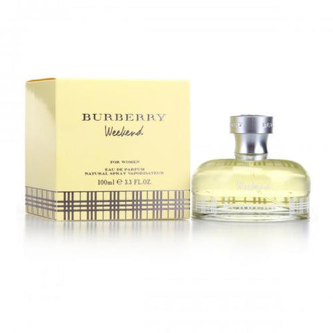 Burberry Weekend By Burberry Eau De Parfume 3.4 Oz Spray For Women
