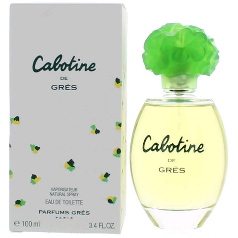 Cabotine Perfume by Parfums Gres, 3.4 oz EDT Spray for women