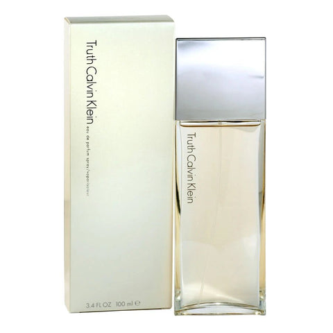 Truth by Calvin Klein Eau de Parfum 3.4 Oz Spray For Women