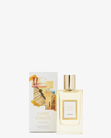 Capri Coasts by Express Eau de Toilette 1.7 Oz Spray For Women