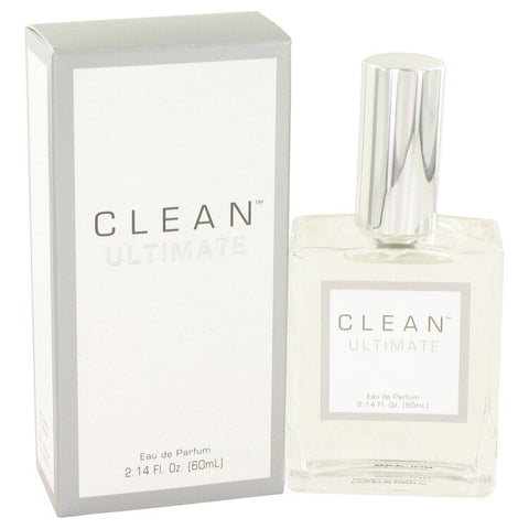 Clean Ultimate by Clean Eau de Parfum 2.14 Oz Spray For Women