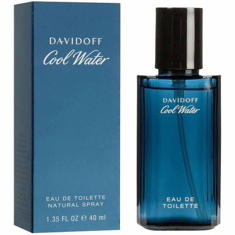 Davidoff Cool Water Cologne For Men 1.35 Oz Spray