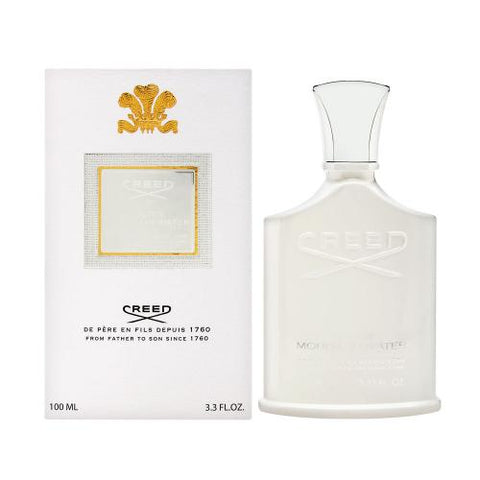 Creed Silver Mountain Water Cologne 3.4 oz Eau De Parfum Spray