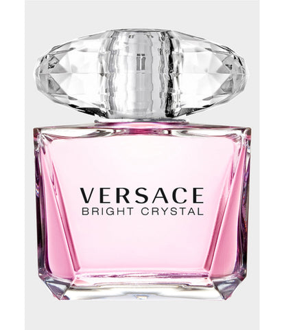 Versace Bright Crystal by Versace Eau de Toilette 6.7 Oz Spray For Women