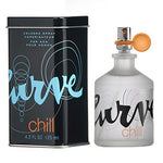 Curve Chill by Liz Claiborne Pour Homme 4.2 Oz Cologne Spray For Men