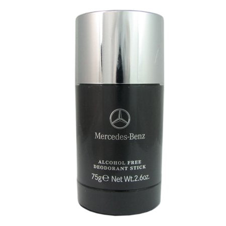 Mercedes Benz Deodorant Stick  2.6 Oz For Free Alcohol Free