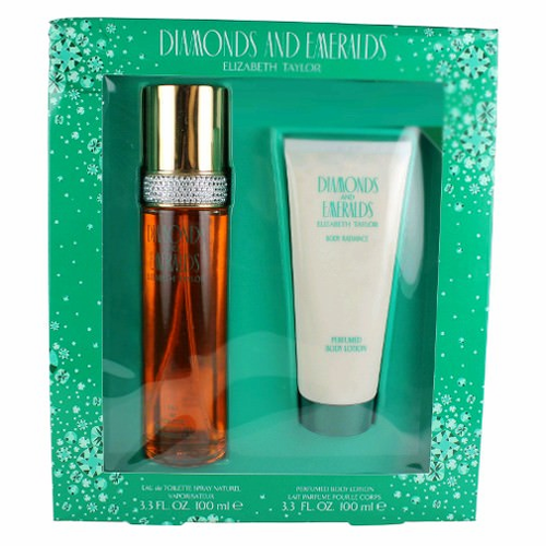 Diamonds & Emeralds Perfume by Elizabeth Taylor