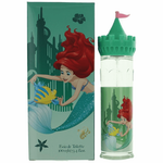 Disney Princess Ariel by Disney Princess, 3.4 oz Eau De Toilette Spray for Girls