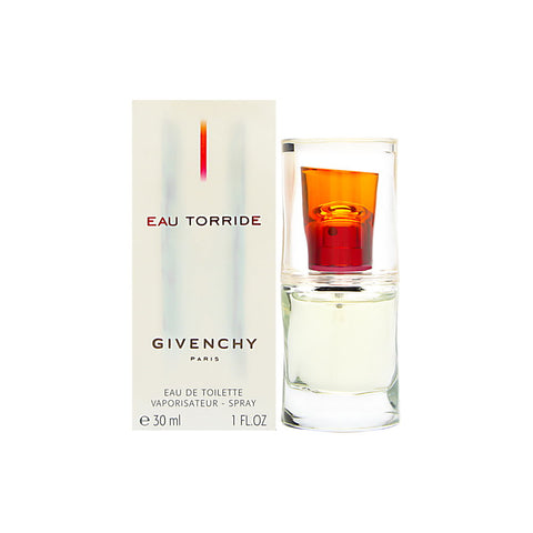 Eau Torride by Givenchy Eau de Toilette 1.0 Oz Spray For Women