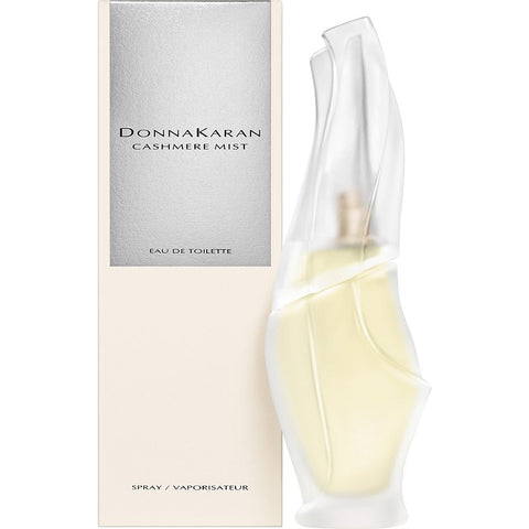 Cashmere Mist by Donna Karan Eau de Toilette 3.4 Oz Spray For Women