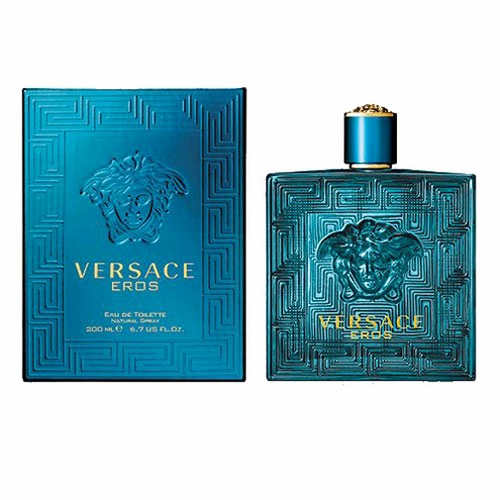 Eros Cologne by Versace  6.7 OZ EDT for Men