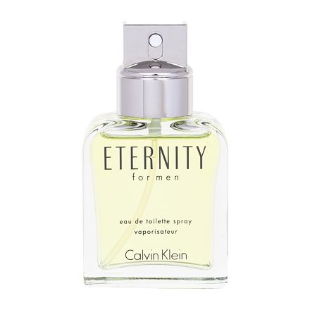 Eternity by Calvin Klein Eau de Toilette 1.6 Oz Spray For Men