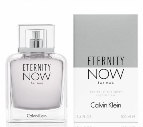 Eternity Now Cologne by Calvin Klein,  3.4 oz EDT Spray for Men