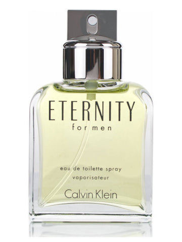 Eternity By Calvin Klein Eau De Toilette 6.7 Oz Spray For Men