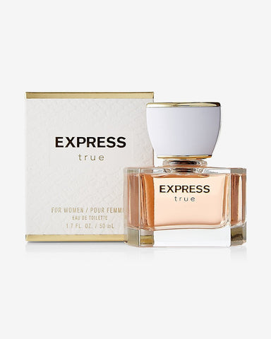 True by Express Eau de Toilette 1.7 Oz Spray For Women