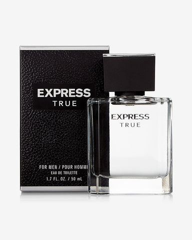True by Express Eau de Toilette 1.7 Oz Spray For Men