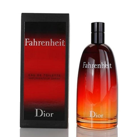 Fahrenheit Cologne by Christian Dior, 3.4 oz EDT Spray for Men