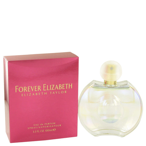 Forever Elizabeth by Elizabeth Taylor Eau de Parfum 3.4 Oz Spray For Women