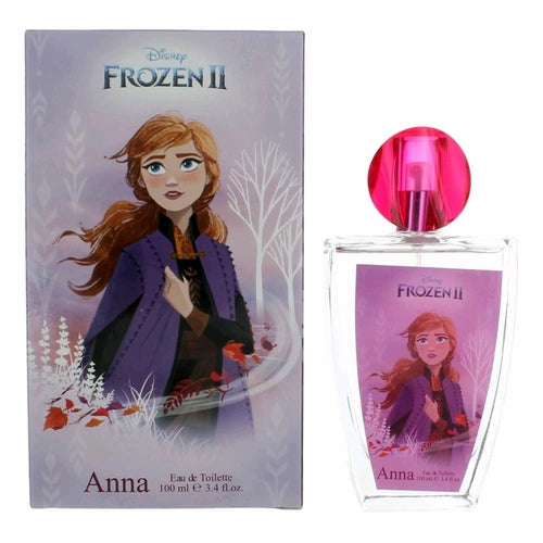 Disney Frozen 2 Anna Perfume by Disney 3.4 oz EDT Spray for Girls