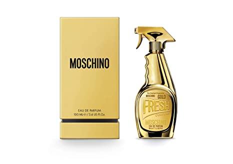 Gold Moschino By Moschino Eau De Parfum 3.4 Oz spray For Women