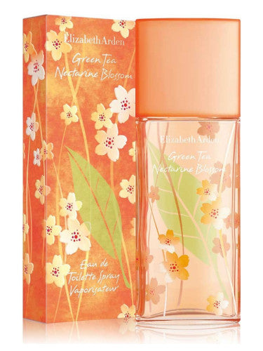 Elizabeth Arden Green Tea Nectarine Blossom Perfume 3.3 oz Eau De Toilette Spray for women