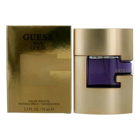 Guess Gold By Guess Eau De toilette 2.5 Oz spray For Men