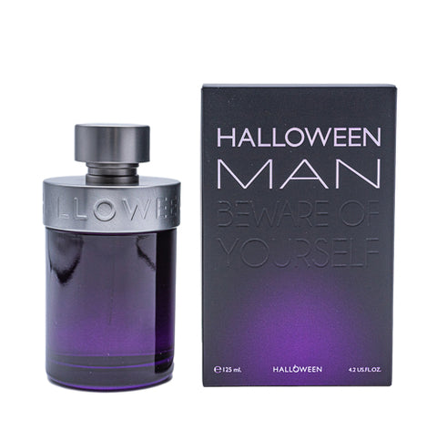 Halloween Man by Jesus Del Pozo Eau De Toilette 4.2 Oz Spray For Men
