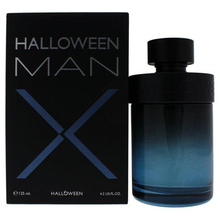 Halloween Man X Eau De Toilette 4.2 Oz spray For Men