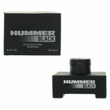 Hummer Black by Hummer Eau de Toilette 4.2 Oz Spray For Men