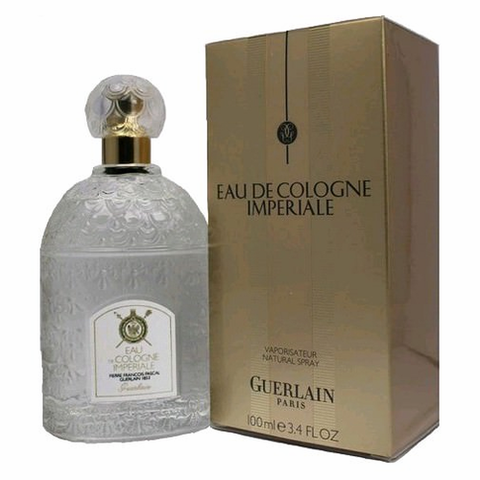 Imperiale by Guerlain, 3.4 oz Eau De Cologne Spray for Men