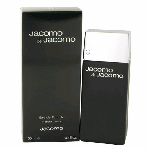 Jacomo de Jacomo by Jacomo, 3.4 oz Eau De Toilette Spray for Men