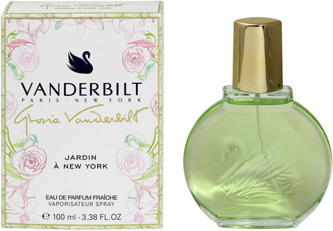 Vanderbilt Jardin A New York Eau De Parfum 3.38 Oz Spray For Women