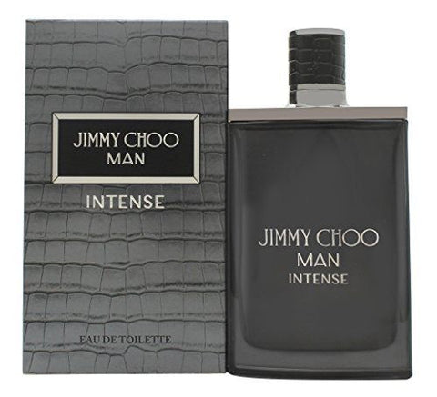 JIMMY CHOO MAN INTENSE COLOGNE FOR MEN 3.4 OZ EAU DE TOILETTE SPRAY