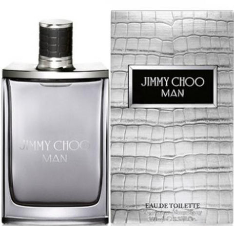Jimmy Choo Eau De Toilette 3.4 Oz spray  For Men