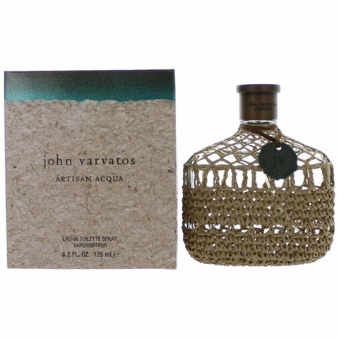 John Varvatos Artisan Acqua by John Varvatos, 4.2 oz Eau De Toilette Spray for Men