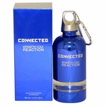 Kenneth Cole Reaction Connected by Kenneth Cole, 4.2 oz Eau De Toilette Spray for Men