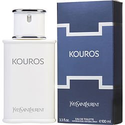 Kouros By Yves Saint Laurent Eau De Toilette 3.3 Oz Spray For Men