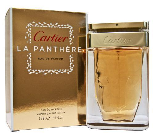 LA PANTHERE By cartier Eau De Parfum2.5 Oz Spray For Women