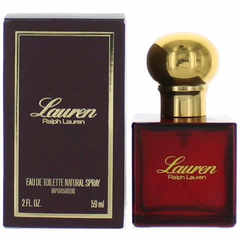 Lauren by Ralph Lauren, 2 oz Eau De Toilette Spray for Women