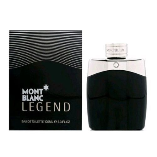 Mont Blanc Legend Cologne by Mont Blanc, 3.3 oz EDT Spray for Men