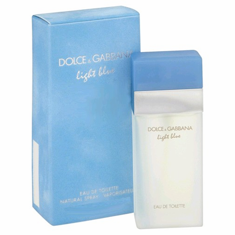 Light Blue by Dolce & Gabbana D&G 3.3 / 3.4 oz EDT Perfume for Women