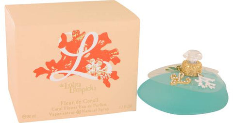 L De Lolita Lempicka by Lolita Lempicka Fleur de Corail Eau de Parfum 2.7 Oz Spray For Women