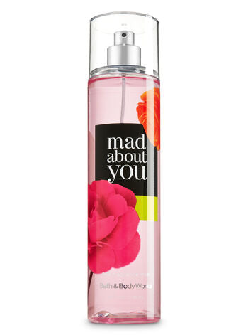 Mad About You by Bath and Body Works for Women - 8 oz Fine Fragrance Mist